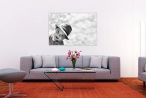 Ton de Vormer Visuele Communicatie Foto op canvas