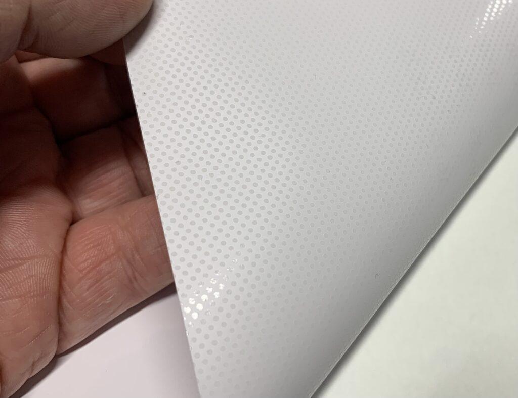 Ton de Vormer Visuele Communicatie Stickers met Easy Dot belijming