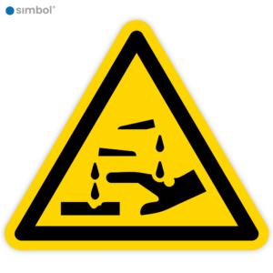 Simbol - Stickers Warm Oppervlak (W017) - Duurzame Kwaliteit