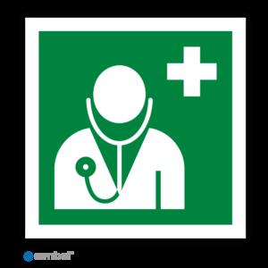 Simbol - Stickers Arts - Dokter (E009) - Duurzame Kwaliteit